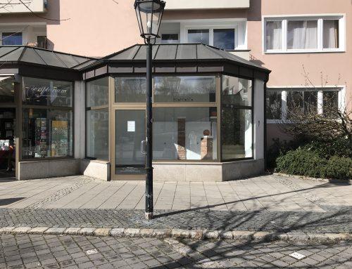 Laden – Salinstraße 8 in Rosenheim